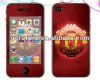 ManU skin sticker for iPhone 4