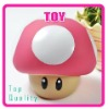 Super Mario Bros ROSE MUSHROOM Coin Box Piggy Bank NEW TG0902
