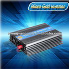 600W Renewable energy inverter market, China grid-tie PV inverter in solar power system