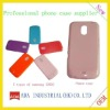 hot sell pink golssy i9250 Galaxy Nexus case cell phone accessory