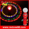 led Flashing spinner christmas toys