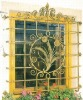 WH-170D 2012 Outdoor Residential Wrought Iron Window guard Grills