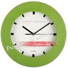 fashion wall clock metal