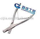 Ear notcher plier