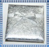 silver color Paper bracelet box