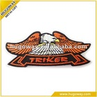 2012 custom embroidered country flag patch