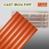 EN877 3m GREY CAST IRON PIPES