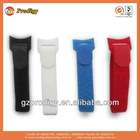 with buckle adjustable elastic velcro strap,small velcro cable tie