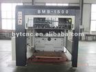 Semi automatic die cutting and creasing machine 1500