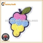 chenille fabric patch