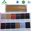 PVC waterproof flooring accessory flooring skirting board