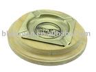 round ashtray