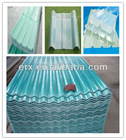 1.2mm light blue FRP Skylight plate.