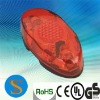 4 LED rear bicycle light