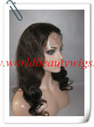 2b indian remy hair lace front wig body wave