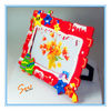 Clear Plastic babies Photo Frames with cute stars flashing design