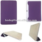 leather case for samsung P7300