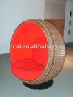 Rattan Ball Chair
