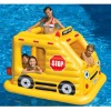 Pool floating funny Inflatable School Bus