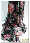 For Women's Dress Floral Printed Polyester Chiffon Fabric