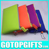 2012 newest design colorful fashion silicone wallet