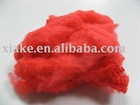Polyester Staple Fiber (recycle and virgin dyed Fiber)