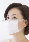 3-ply Disposable Ear-loop Medical Face Mask in FDA,CE,ISO13485 Standard