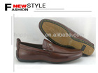 latest design men dress shoe