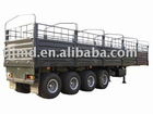 40Feet 4 Axles Stake Semi-Trailer