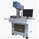 Q-type EP end-pumped laser marking machine(aluminum blocks triads)