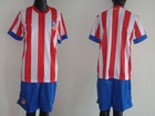 12-13 Atletico Madrid home football jersey, wholesale soccer jerseys cheap