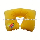 Promotional Inflatable neck Pillow