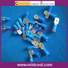 Blue Male Quick Connect Terminals MDD2-250