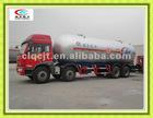 EQ5070GYQA Famous Dongfeng lpg gas tanker 15cbm