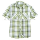 Mens summer shirts plaids