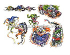 hot selling lip tattoo sticker wholesale