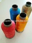 polyester metallic yarn