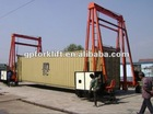 mobile crane for container