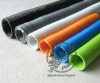 High intensity coated steel wire reinforced pvc vacuum hose