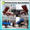small farm tractor trailer