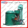Biomass multifunction pyrolysis burner for agriculture waste