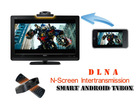 YC-18A ARM Codex A8 ANDROID 4.0 smart andriod tvbox with skype video talking