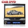 7 INCH IN-DASH MOTORIZED TFT-LCD CAR DVD PLAY