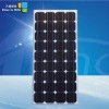 100W monocrystalline solar panels for power