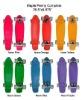 Wooden Penny skateboard
