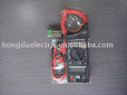 pocket size digital multimeter HDDT-266F