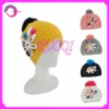 Popular winter knitted flower hat RQ-90