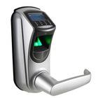 fingerprint door lock with password and metal key