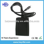 RFID Desktop USB Smart Card Reader with 125Khz or 13.56Mhz Smart RFID Card reader