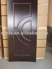 melamine hdf / mdf moulded door skin